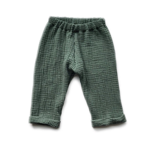 Gauze Trousers, Forest