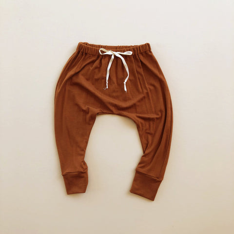 Harem Pants, Rust