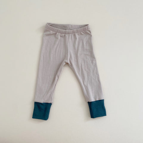 Basic Leggings, Doe w/ Pine (PRE-ORDER)