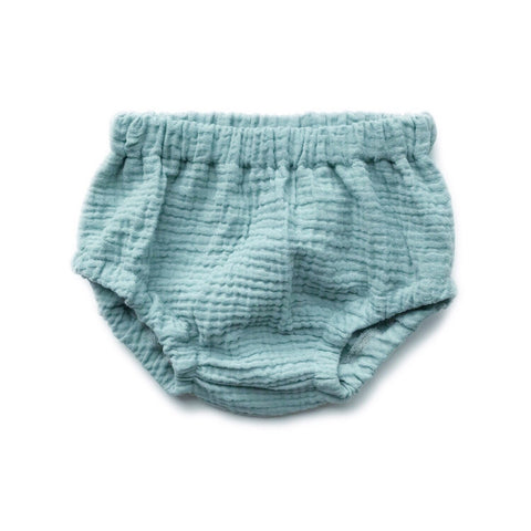 Bloomers, Cotton Gauze, Sea Spray