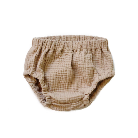 Bloomers, Cotton Gauze, Sand