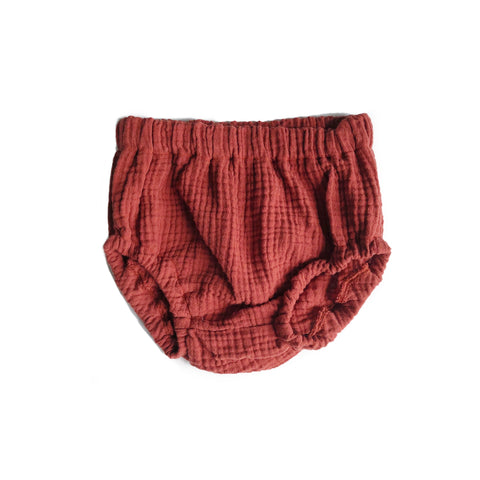 Bloomers, Cotton Gauze, Chili