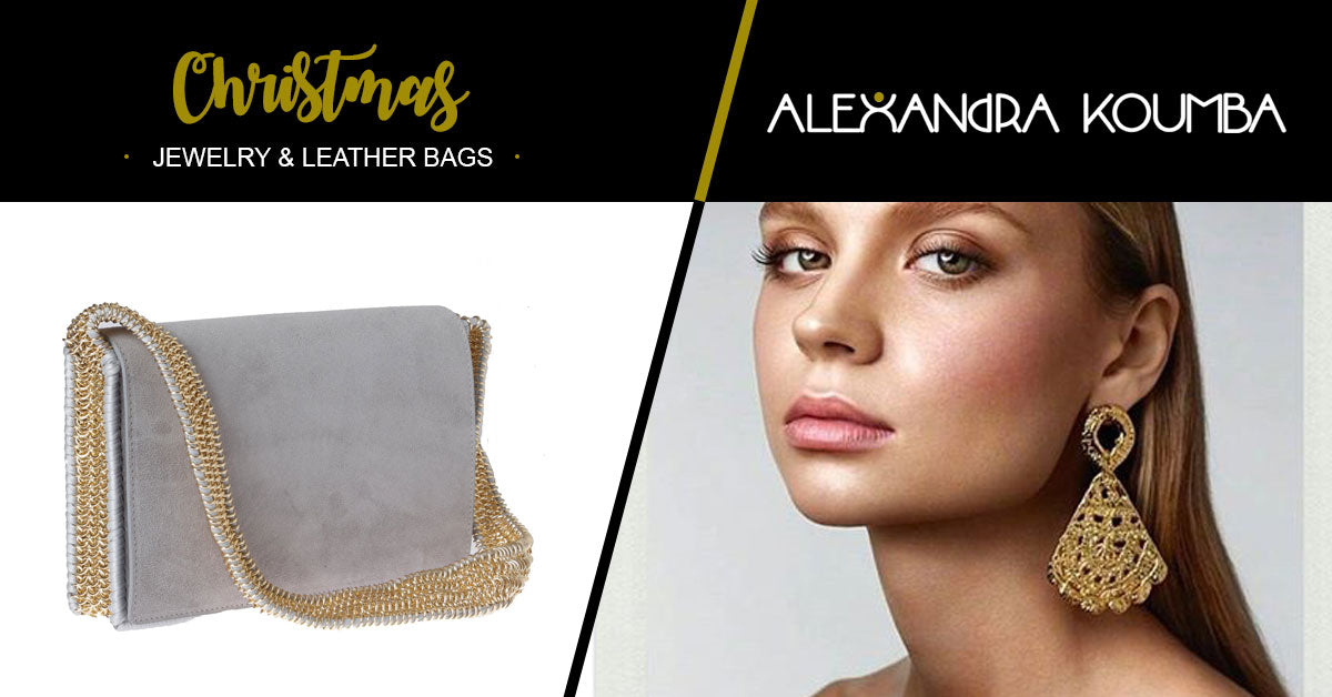 Signature Shoulder Bag & Morgana Earrings