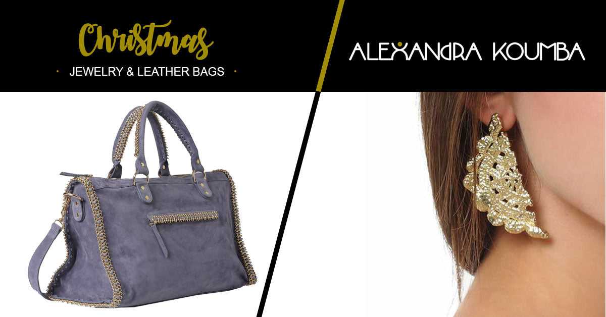 Facebook Ad Voyager Bag & Randal Earrings
