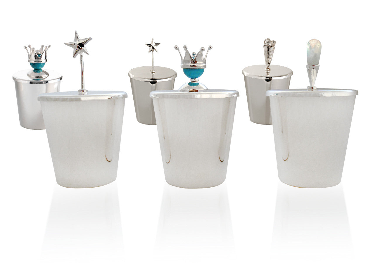 Candle Shots Design by Alexandra Koumba