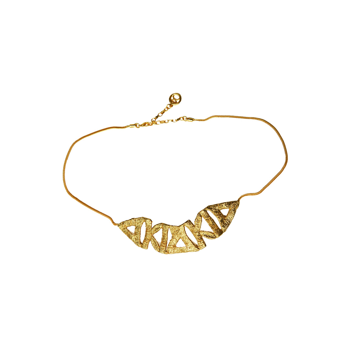 Art Deco necklace 2-gold-designed by alexandra koumba