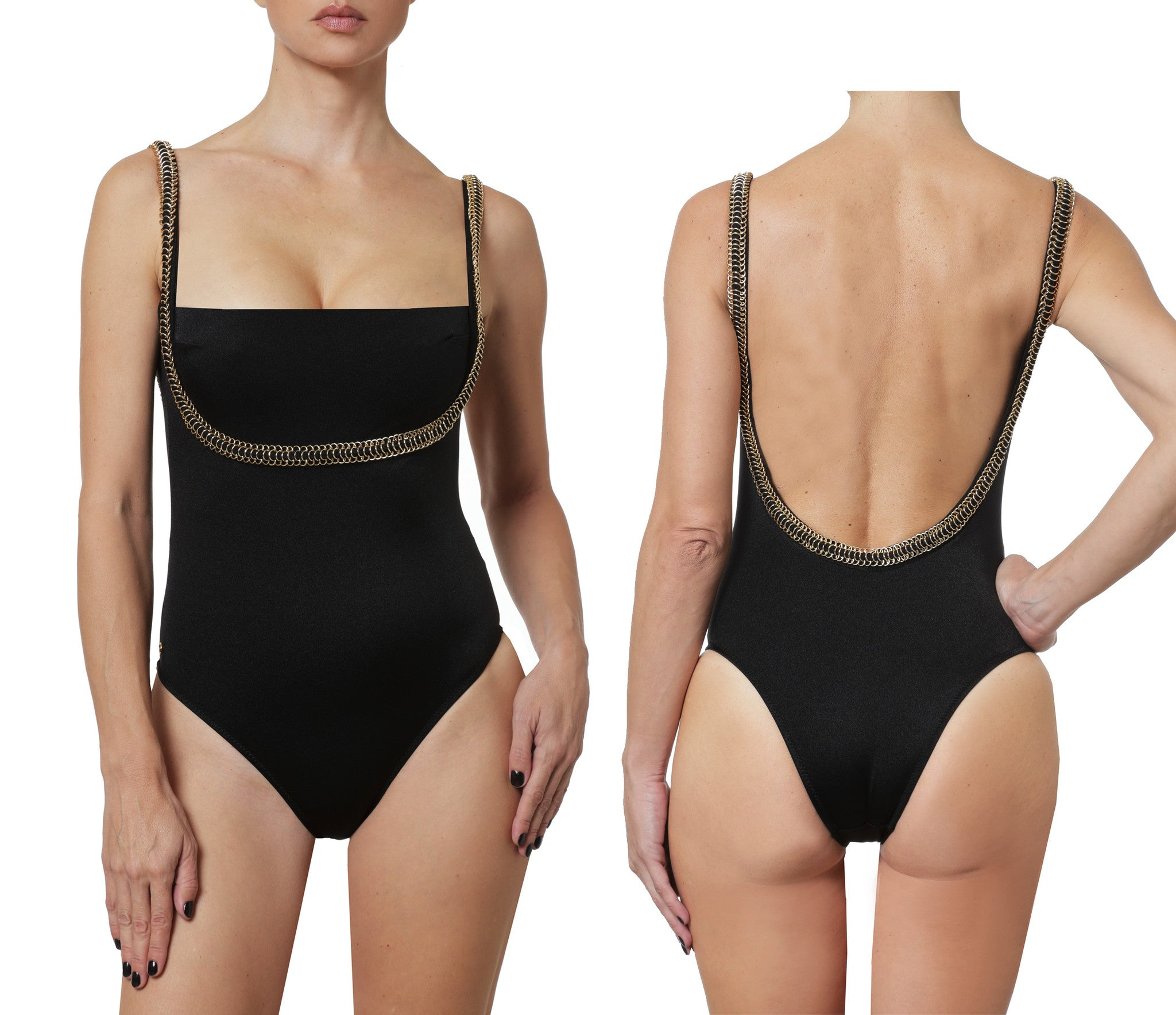 Aphrodite swimsuit designed by alexandra koumba