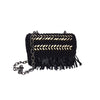 Weaved-chi-chi-fringes-mini-black-with-arrow-jewel-designed-by-Alexandra-koumba