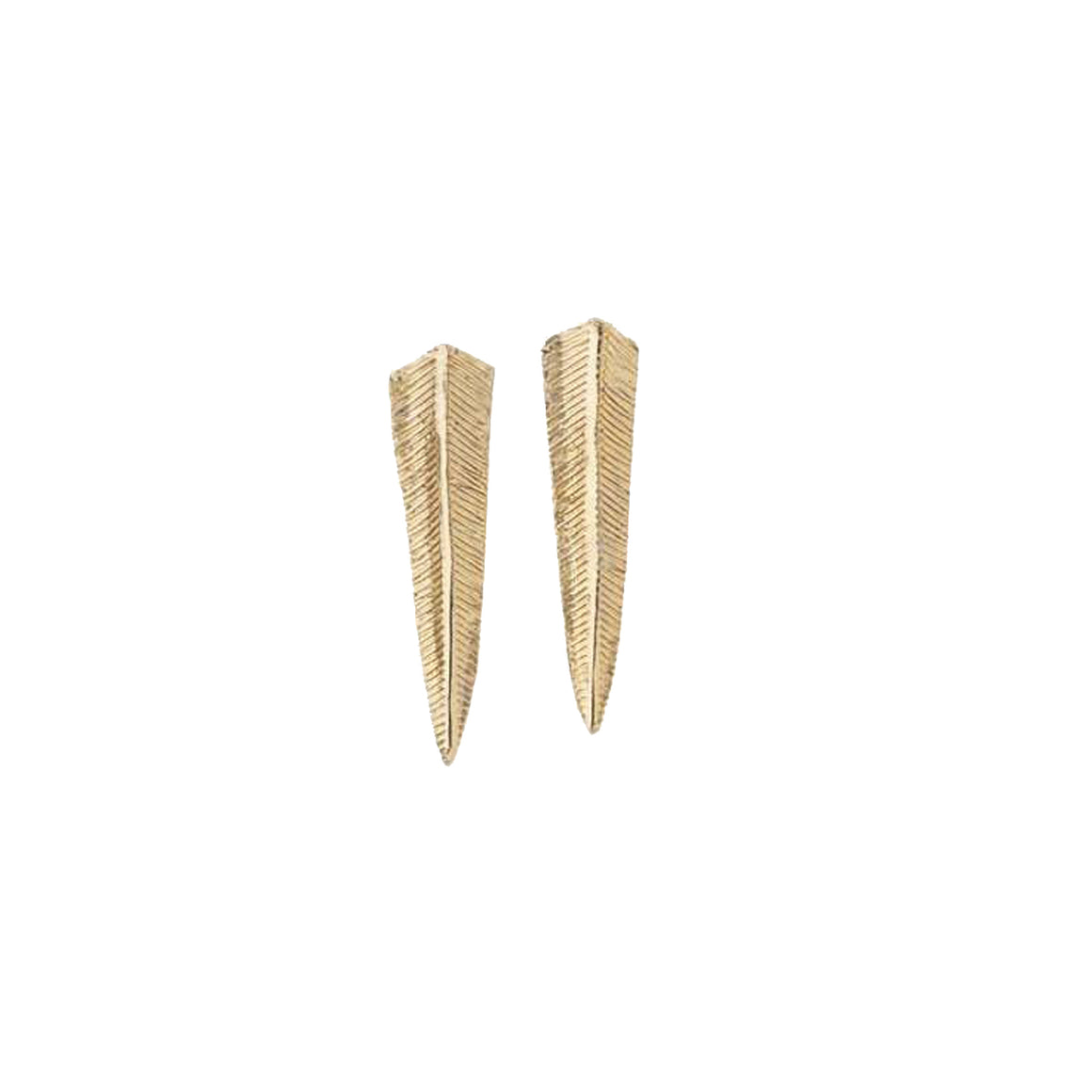 Fern Earrings - Alexandra Koumba Designs
