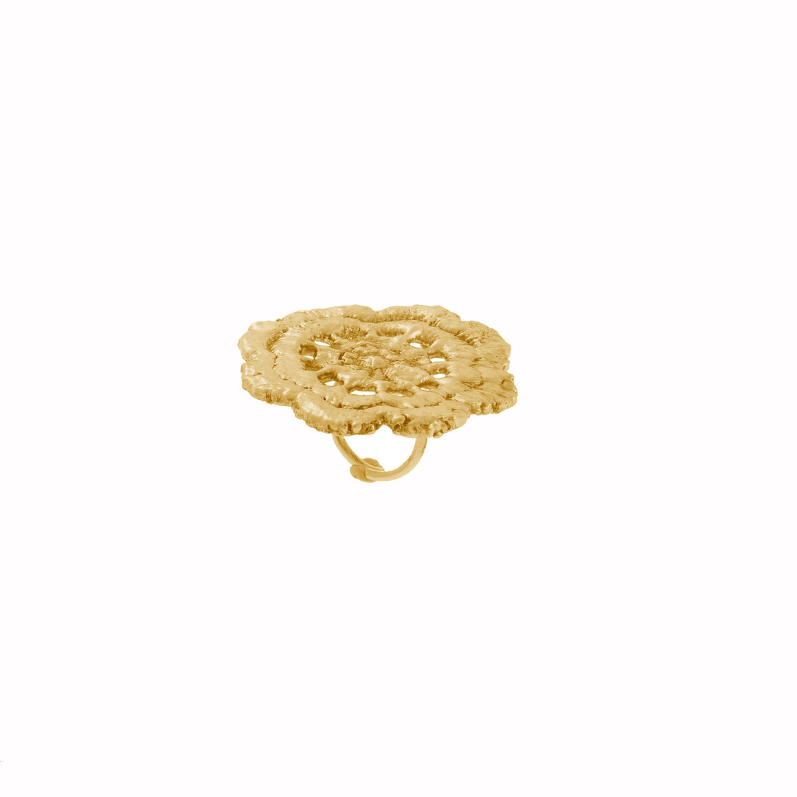 flower tia ring-gold-designed by alexandra koumba
