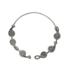 Knot Multi Necklace-Black-designed by alexandra koumba
