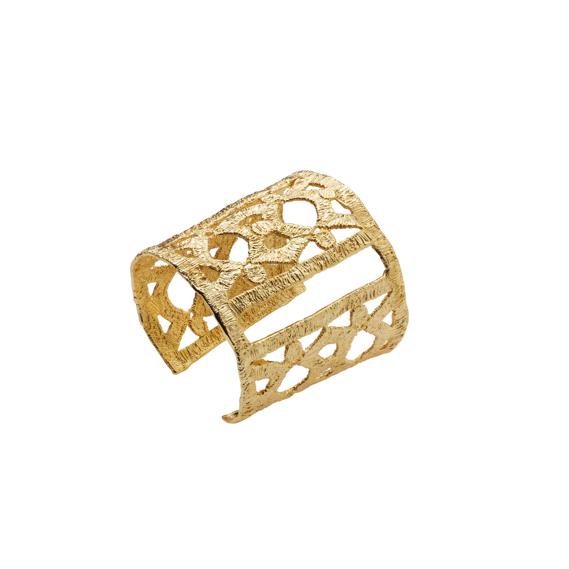 Tri MD Cuff-gold-designed by alexandra koumba