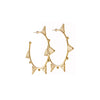 Tri Hoop Earrings - Alexandra Koumba Designs