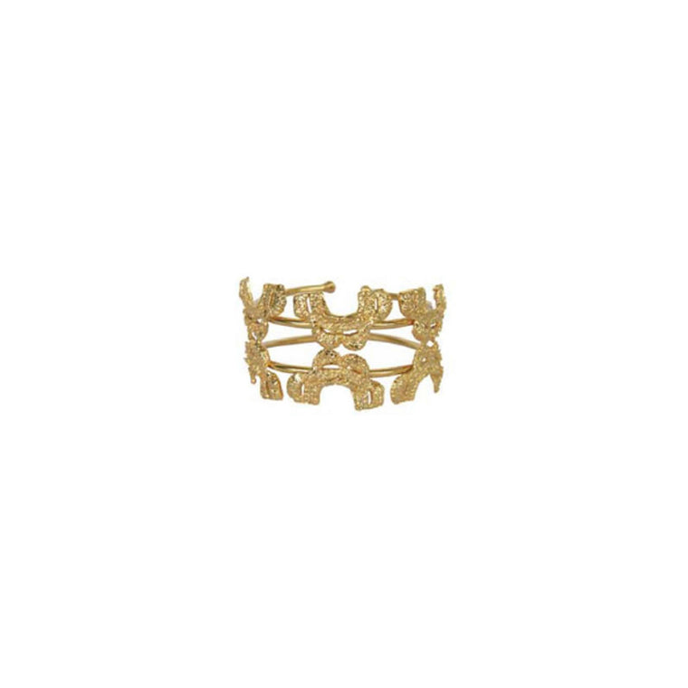 Mini randal bracelet Gold-Designed by alexandra koumba
