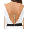 Spine Back Harness-silver-designed by alexandra koumba