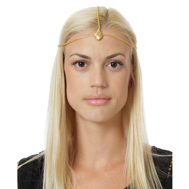 spine headpiece-gold-designed by alexandra koumba