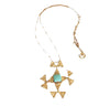 Tri Star Necklace - Alexandra Koumba Designs