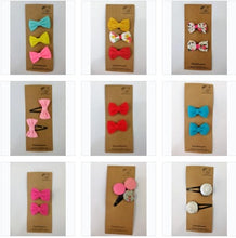 Hair Accessories (Assorted Hairclips)