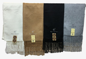 Alpaca Blended Scarves