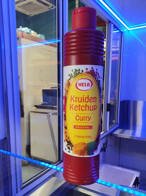 Hela Curry Ketchup (800ml)
