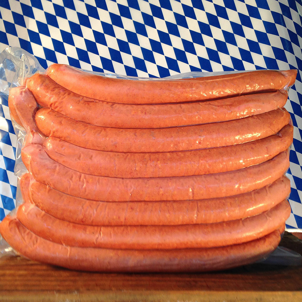 Large Cheese Kranski (Price per sausage - 170g)