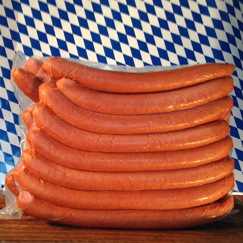 Large Spicy Knackwurst (Price per sausage - 170g)