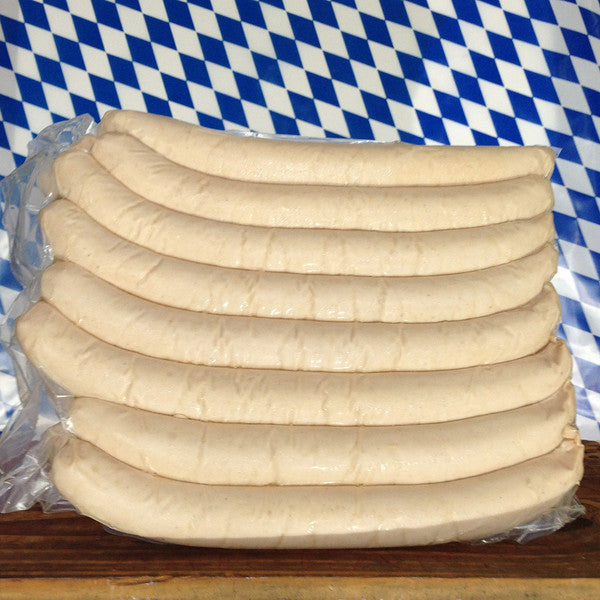 Large Chickenwurst (Price per sausage - 170g).