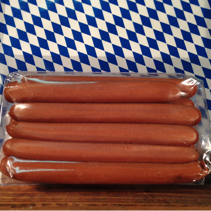 Veganwurst (Price per 4-pack of sausages)