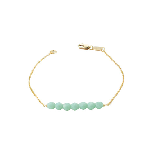 Friendship Bracelet - Jade
