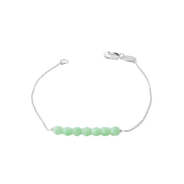 Friendship Bracelet - Mint