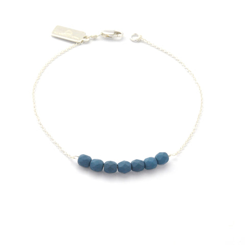 Friendship Bracelet - Teal