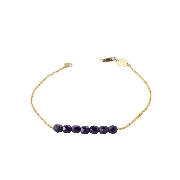 Friendship Bracelet - Navy