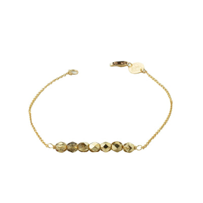 Friendship Bracelet - Gold