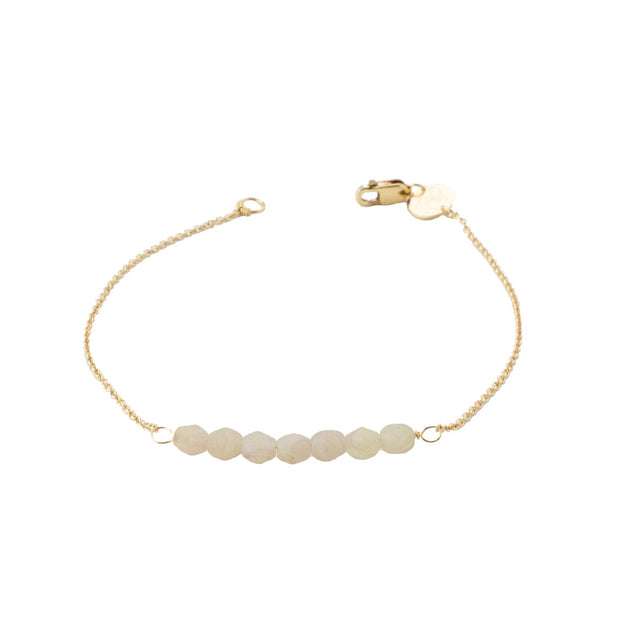 Friendship Bracelet - Ivory