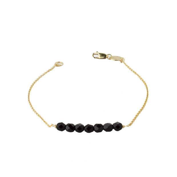 Friendship Bracelet - Black