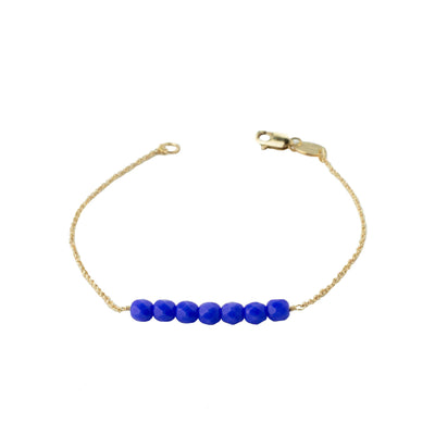 Friendship Bracelet - Royal Blue