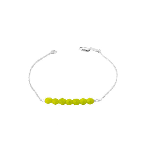 Friendship Bracelet - Citron