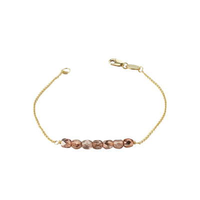 Friendship Bracelet - Copper