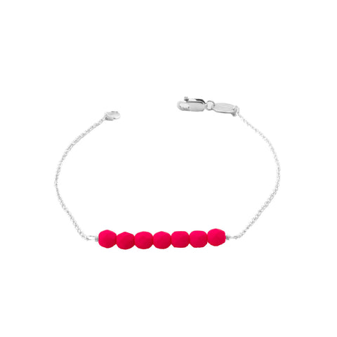 Friendship Bracelet - Pink