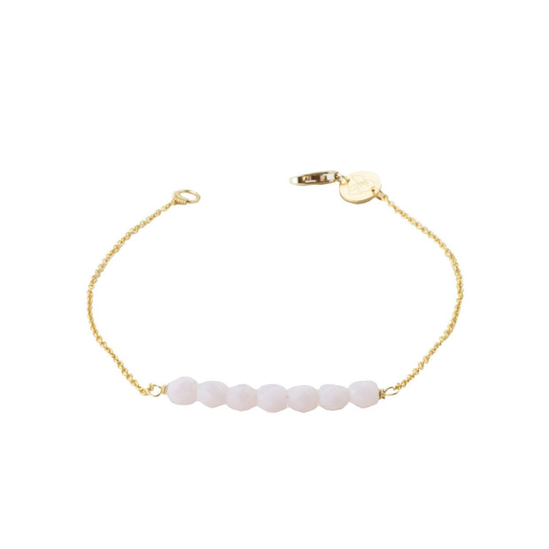 Friendship Bracelet - Blush