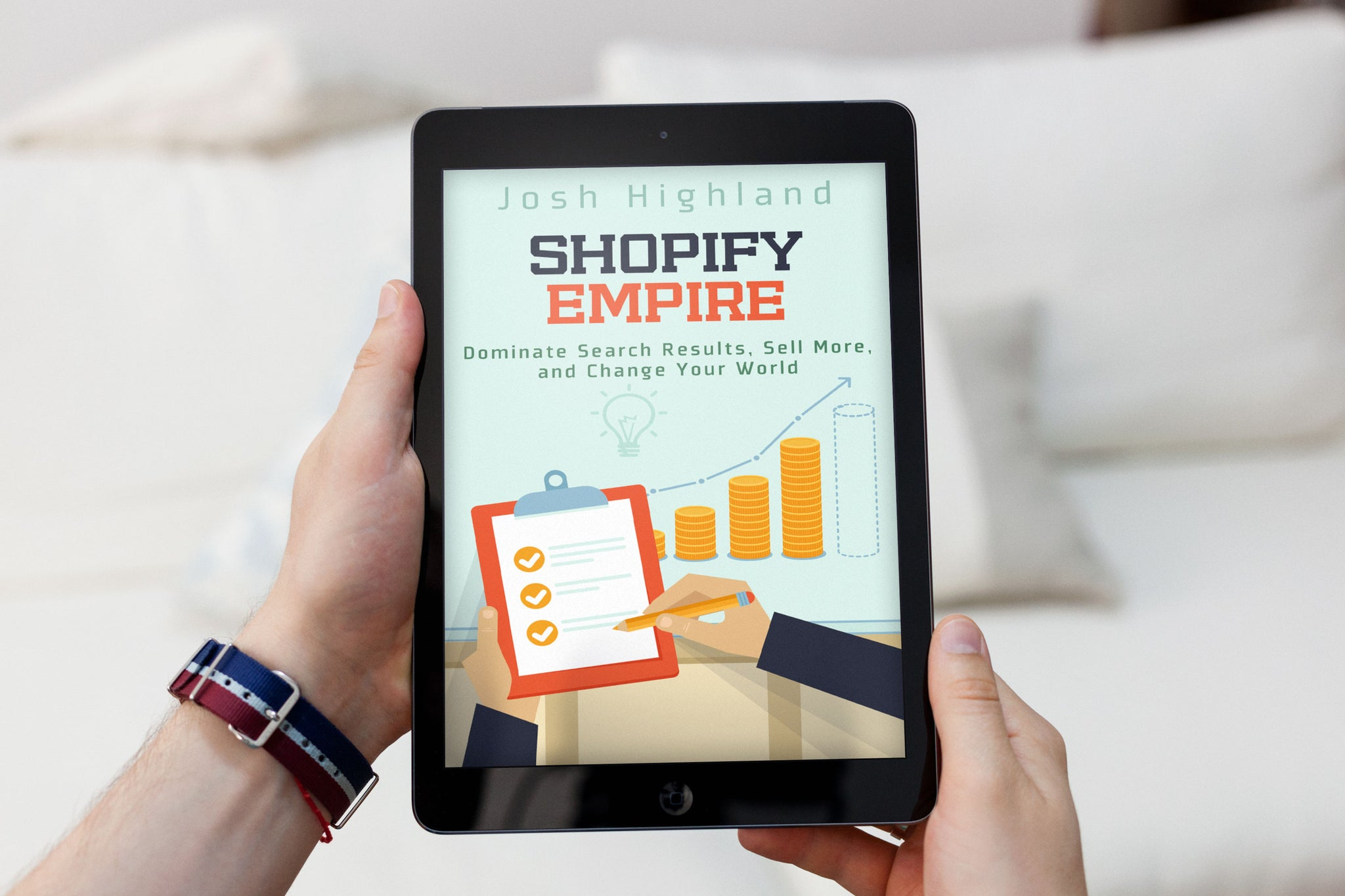 Free PDF sample for Shopify Empire
