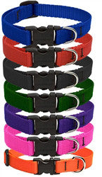 Kwik Klip Nylon Dog Collars