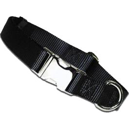 Metal Adjustable Kwik Klip Dog Collars