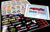 Sponsor Sticker Sheet #1
