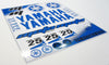 Universal YAMAHA Sticker Sheet