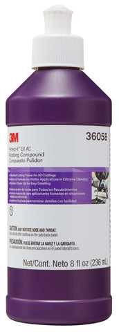 3M™ Perfect-It™ Ex Rubbing Compound - 8oz