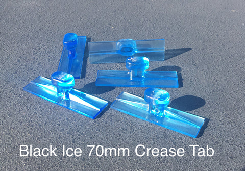Black Ice Crease Tab 70mm 5 Pack