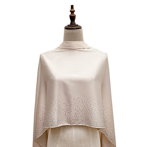 Stellar Shawl - Cream