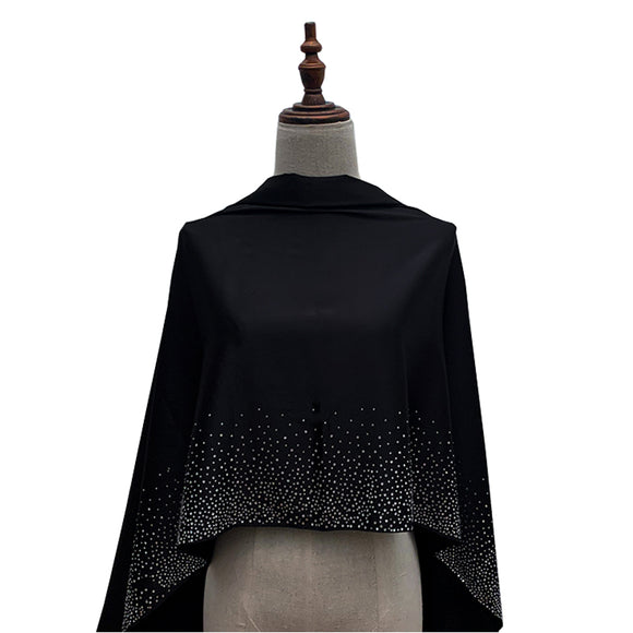 Stellar Shawl - Black