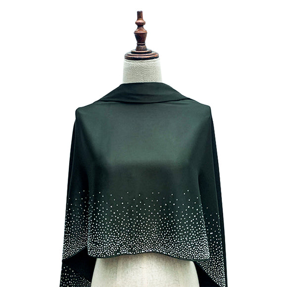 Stellar Shawl - Army Green